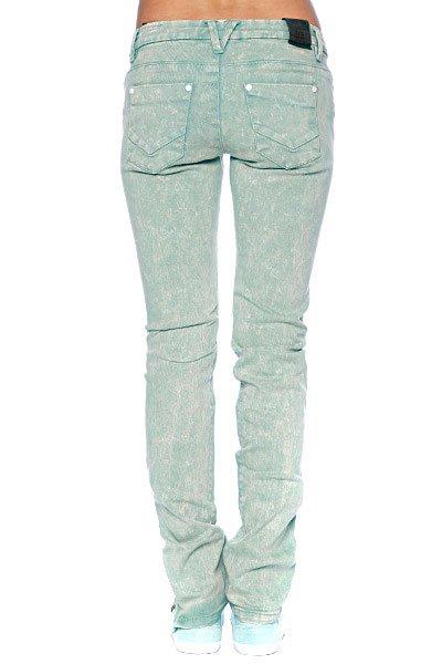 Джинсы женские Insight Skinny Stretch Ankle Biter Emerald Wash Proskater.ru 1619.000