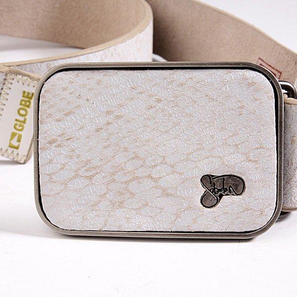 Ремень Globe Sabaton Belt White Proskater.ru 2240.000