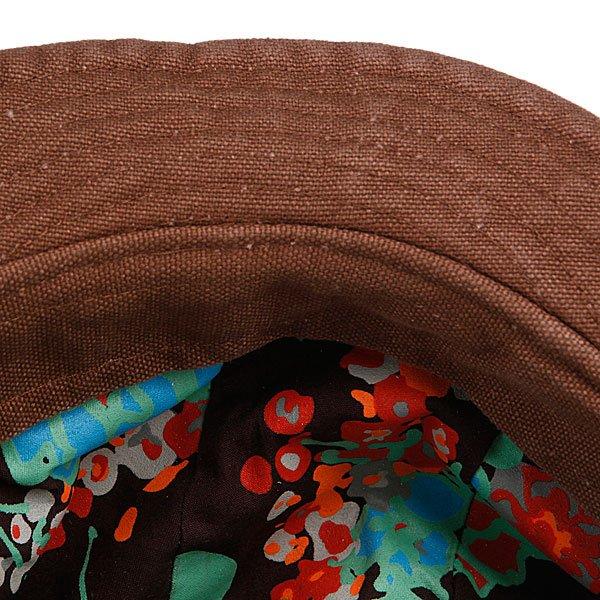 фото Кепка женская Ezekiel Fantasy Floral Hat Brown - картинка [4]