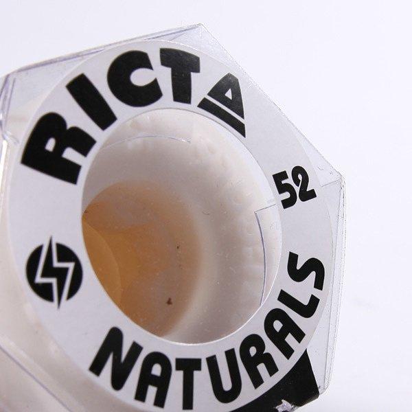 Колеса для скейтборда Ricta Natural White 52 mm 101 A Proskater.ru 1380.000