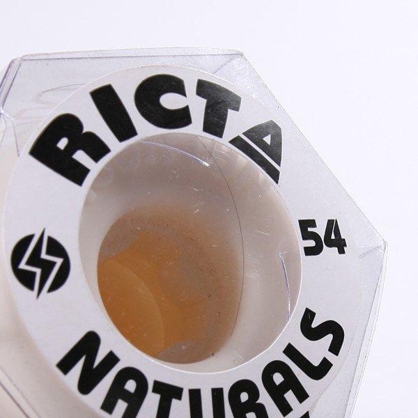 Колеса для скейтборда Ricta Natural White 54 mm 101 A Proskater.ru 969.000