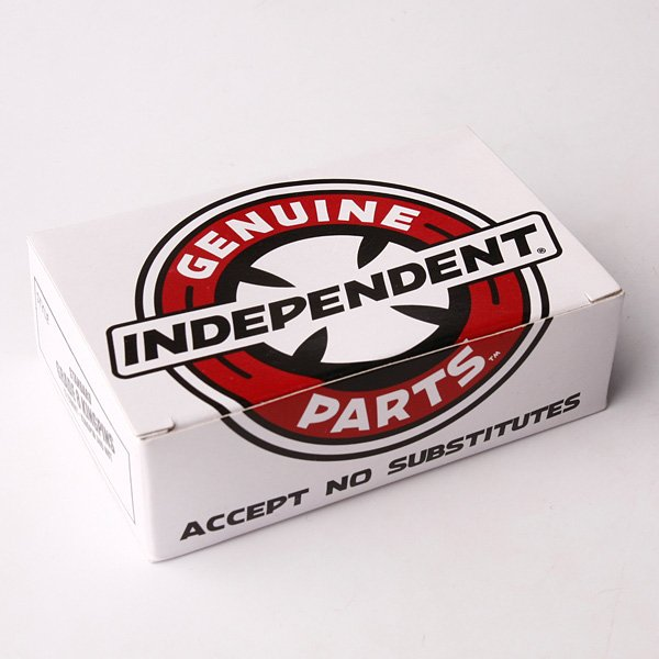 Центральный болт Independent Kingpins And Nuts Standart (12 Pack) Proskater.ru 1300.000