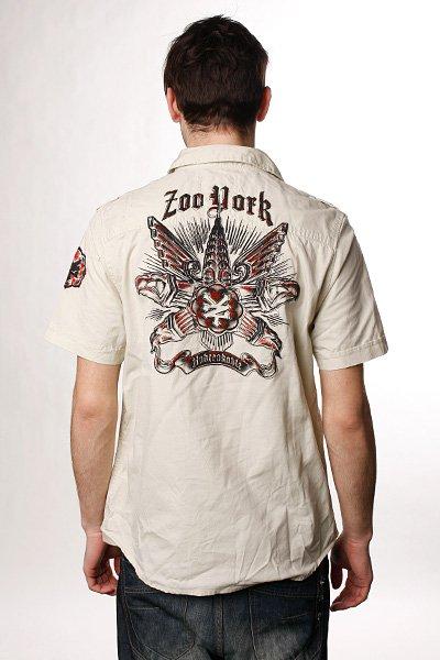 Рубашка Zoo York Chryslers Eagles Bone Proskater.ru 2400.000