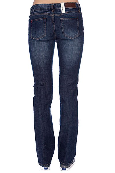 Джинсы женские Zoo York Skinny Fit Denim Dark Sand Wash Proskater.ru 3260.000