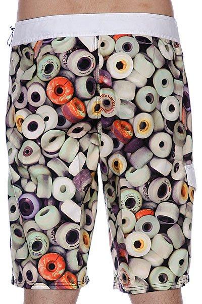 Пляжные мужские шорты Analog Urethane Brdshort Optic White Proskater.ru 1969.000