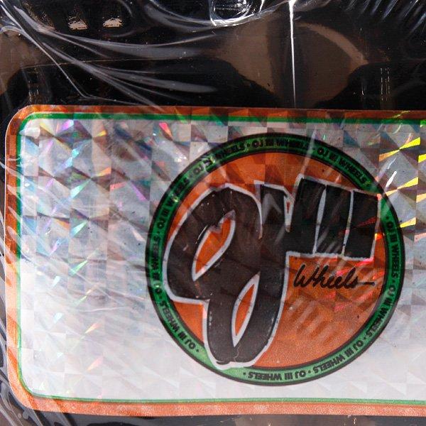 Колеса для скейтборда Oj Iii Hot Juice Trans Black 78A 60 mm Proskater.ru 1680.000