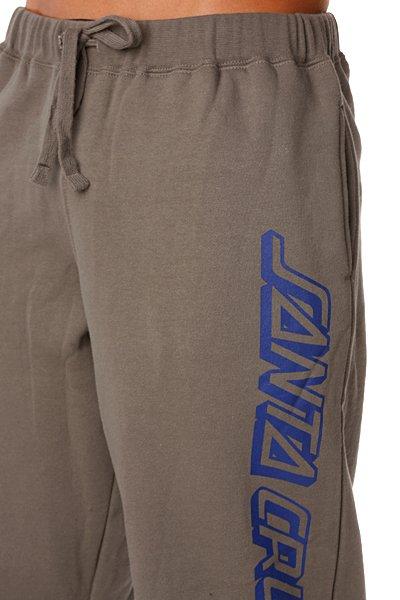 Штаны Santa Cruz Classic Strip Sweat Pant Grey Proskater.ru 2050.000