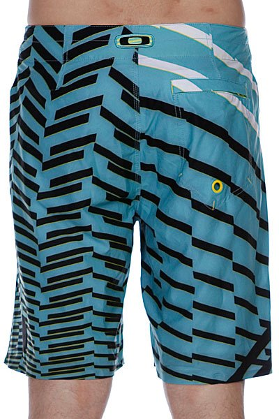 Пляжные мужские шорты Oakley Faster Boardshort Aqua Proskater.ru 1789.000