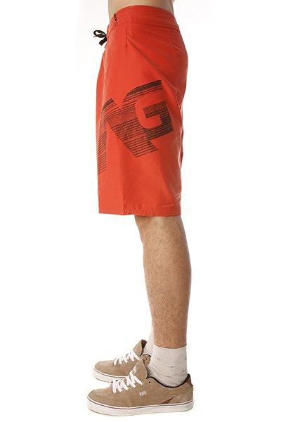 Пляжные мужские шорты Analog Transpose Trunk Bs Cardinal Red Proskater.ru 1669.000