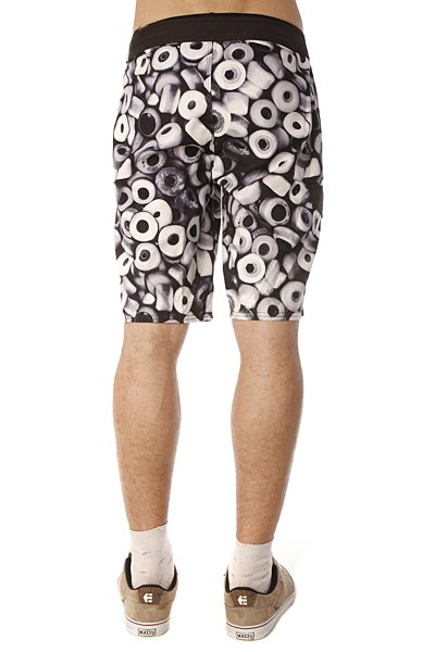 Пляжные мужские шорты Analog Urethane Brdshort Grey Proskater.ru 1969.000