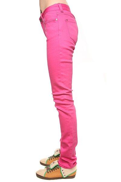 Джинсы женские Circa Select Skinny Hot/Pink Proskater.ru 1369.000