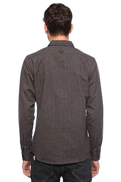 Рубашка Ezekiel Korey Flannel Black Proskater.ru 1119.000