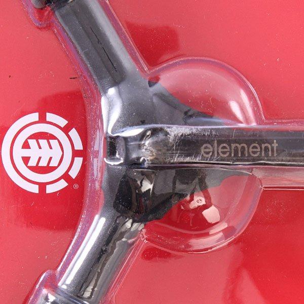 Ключ для скейта Element Skate Tool Black Proskater.ru 730.000