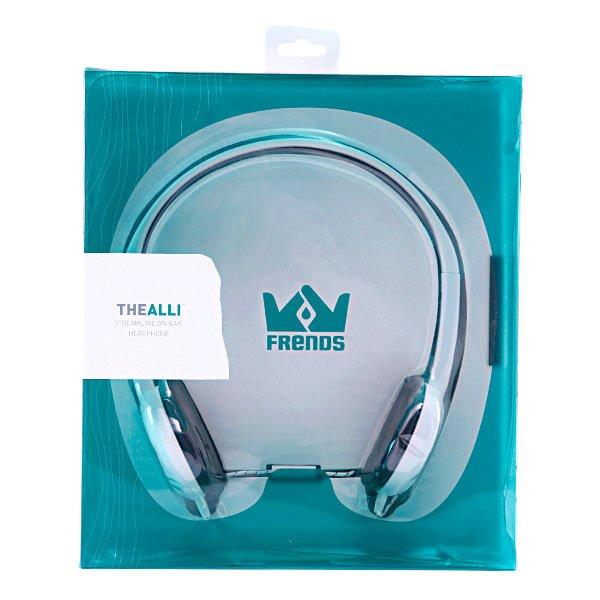 Наушники Frends The Alli White/Ocean Proskater.ru 619.000