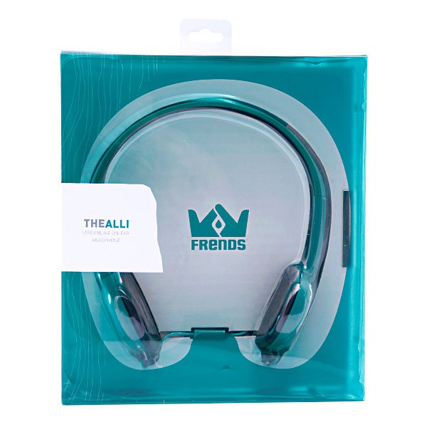 Наушники Frends The Alli Deep Teal Proskater.ru 619.000