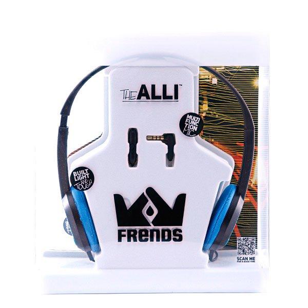 Наушники Frends The Alli Black/Blue Proskater.ru 619.000