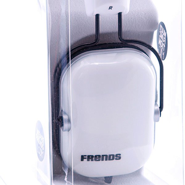 Наушники Frends The Light Wire Snowtrooper White Proskater.ru 799.000
