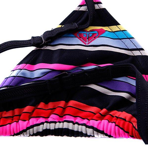 Купальник детский Roxy Multico Stripes Lowrider Tie Sides Girl Multico St Nbr Proskater.ru 1680.000