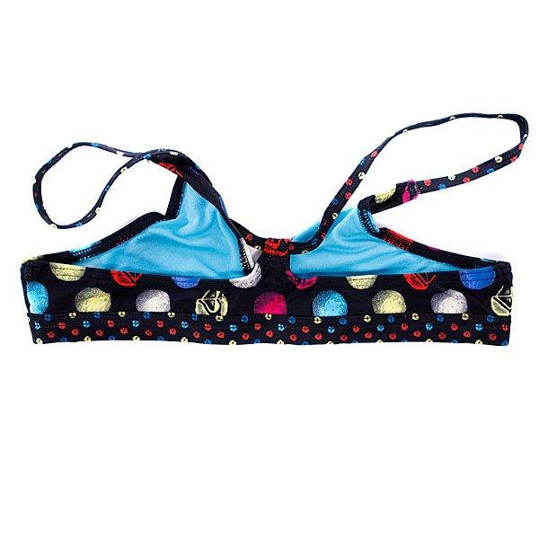 Купальник детский Roxy Beyond Dots Hipster Brief Tie Side Little San/Rusberry Proskater.ru 1980.000