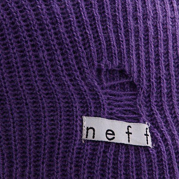 Шапка носок Neff Aoki Purple