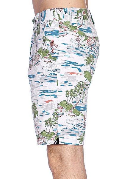 Пляжные мужские шорты Globe Dubbed Short White Proskater.ru 3360.000