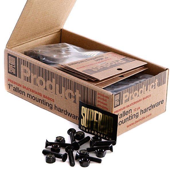 Винты Superior Allen Mounting Hardware 1 (12-Pack) Proskater.ru 1140.000