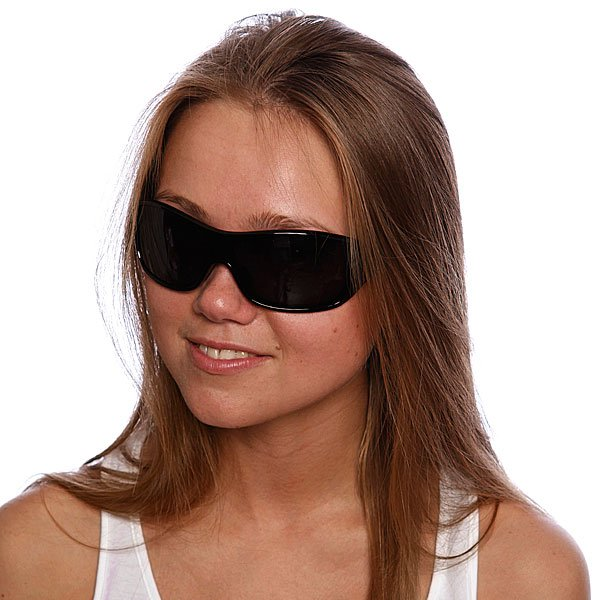 Очки женские Oakley Ideal Polished Black/Grey Proskater.ru 4319.000