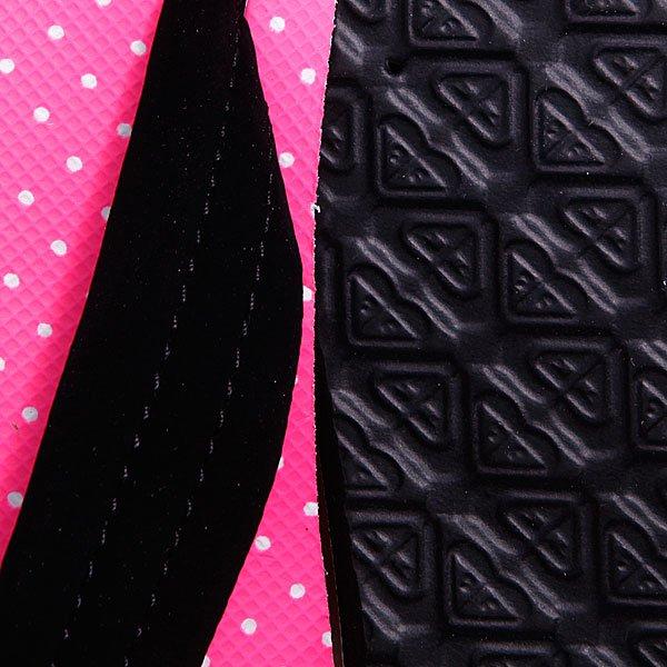 Шлепанцы детские Roxy Tallia Girl Neon Pink Proskater.ru 399.000