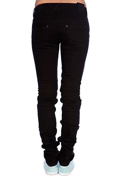 Джинсы женские Insight Biker Jean Black Proskater.ru 3549.000
