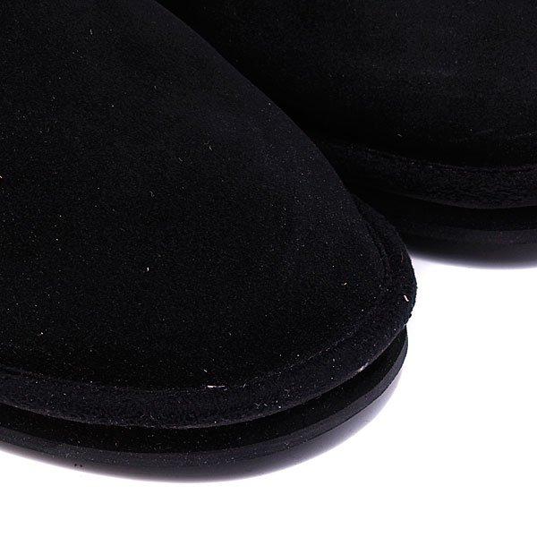 фото Женские угги DVS Glacier Black, черные