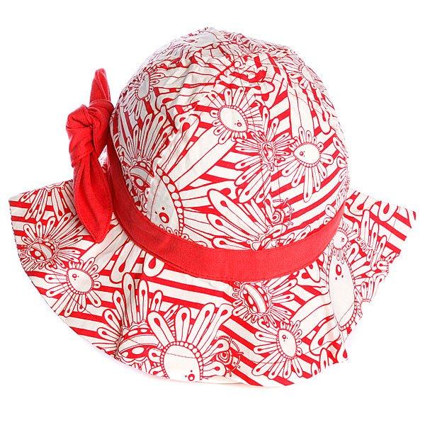 фото Шляпа женская Animal Angie Red/White - картинка [3]