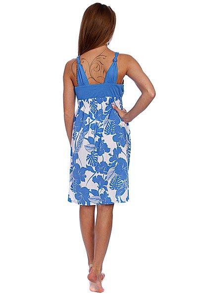 Платье женское Animal Lizzie Light Blue Proskater.ru 1639.000