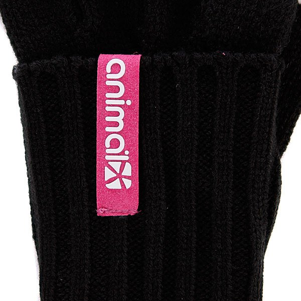 Перчатки женские Animal Calli Gloves Black Proskater.ru 539.000
