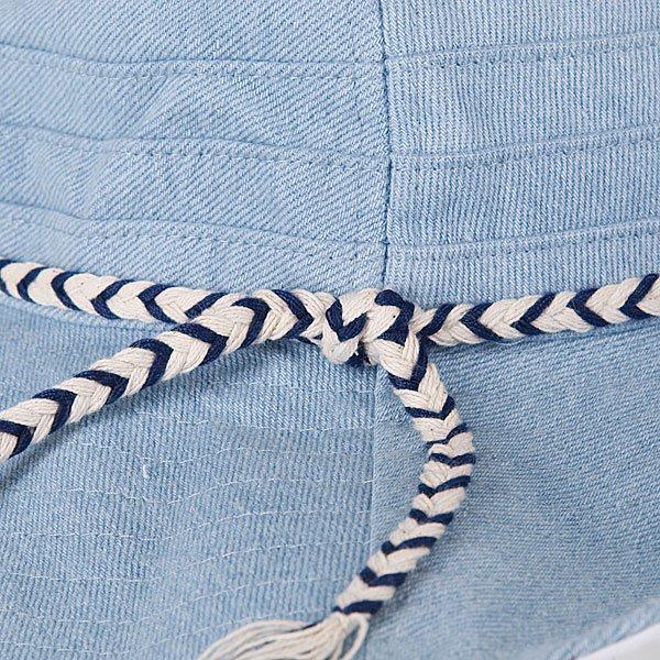фото Шляпа женская Animal Cestine Light Blue - картинка [3]