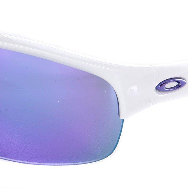 Очки женские Oakley Commit Squared Polished White Violet Iridium Womens Proskater.ru 6119.000
