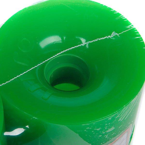 Колеса для скейтборда для лонгборда Oj Thunder Juice Neon Green 75 mm Proskater.ru 2270.000