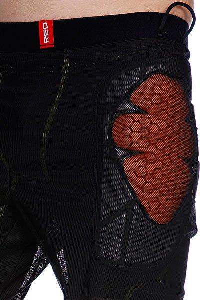 Защитные шорты Red Base Layer Short Mns Black Proskater.ru 2459.000