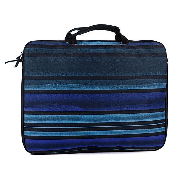 Сумка для ноутбука Quiksilver Bloom Water Blue Proskater.ru 1180.000