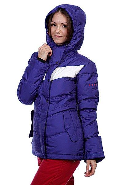 Куртка женская Roxy Sunshine Jk Moody Blue Proskater.ru 7620.000