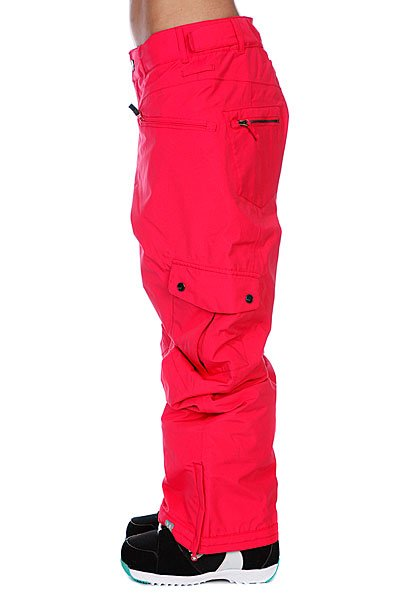 Штаны сноубордические женские Roxy Shred Pt Raspberry Proskater.ru 5800.000