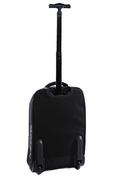 Сумка дорожная Quiksilver Polo Travel Black/Black Proskater.ru 4780.000