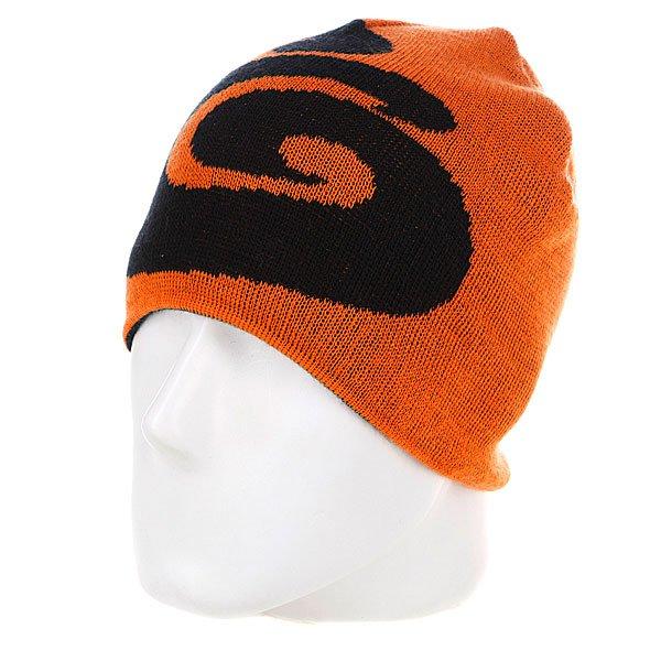 фото Шапка мужская Kayo Exp Org E Black/Orange - картинка [3]