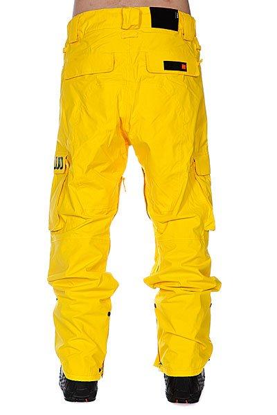 Штаны сноубордические Thirty Two Blahzay Pant Gold Proskater.ru 9390.000