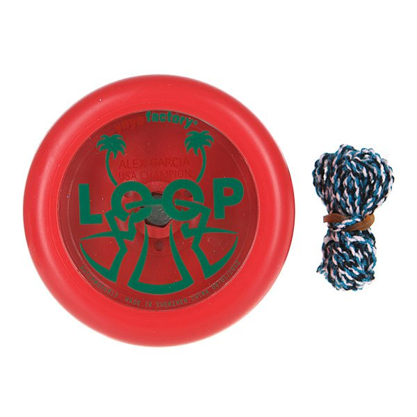 Йо-Йо Yo-Yo Factory Loop808 Red Proskater.ru 660.000