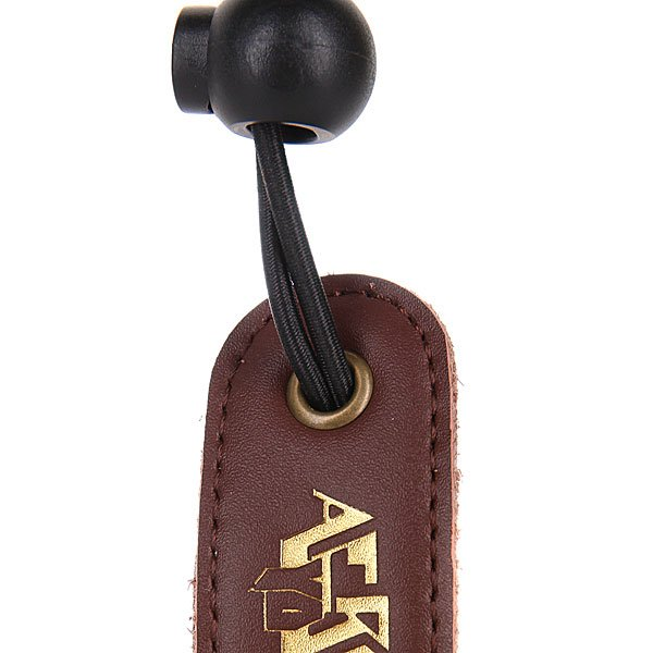 Держатель для йо-йо Aero-Yo Leather Brown Silver Proskater.ru 200.000