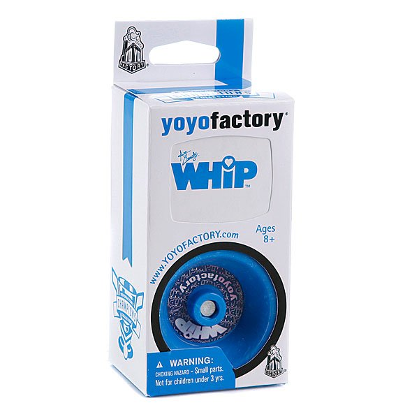 Йо-Йо Yo-Yo Factory Whip Light Blue Proskater.ru 610.000