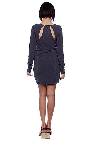 Платье женское Something Future Panel Dress Ink Blue Proskater.ru 5000.000