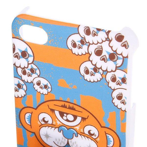 Чехол для Iphone Music Monsters Dont Care Bear Proskater.ru 500.000