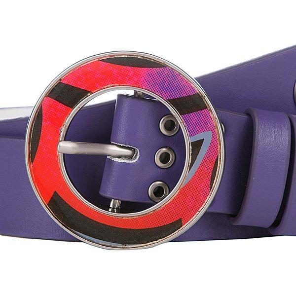 Ремень женский Burton Graphic Leather Violet Three Feather Proskater.ru 2210.000