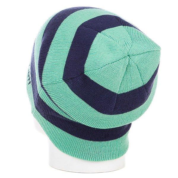 фото Шапка-носок женская Neff Wmn Reversibella Green/Blue - картинка [3]